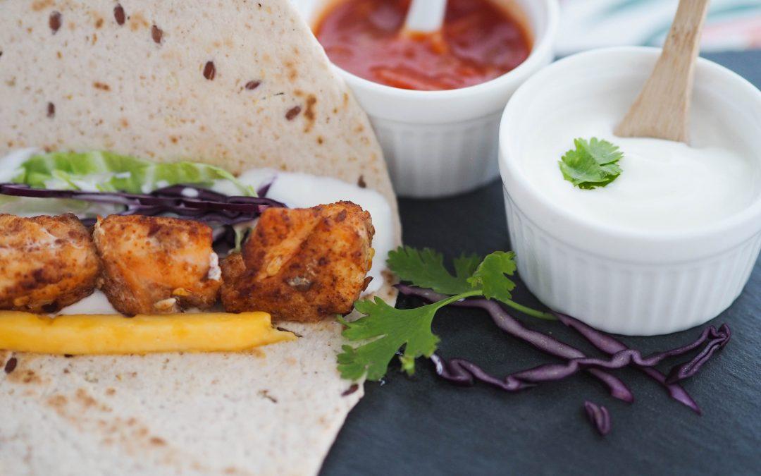Taco med fisk – skikkelig nam