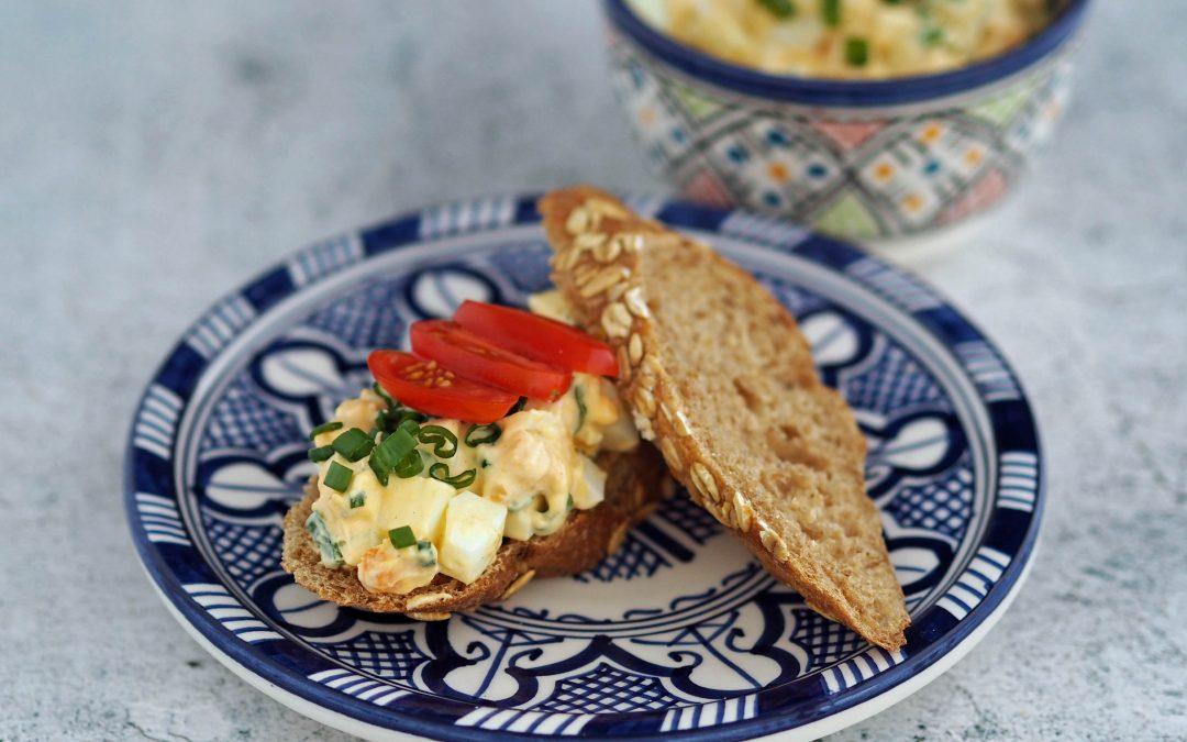 Eggesalat, for eksempel i en sandwich