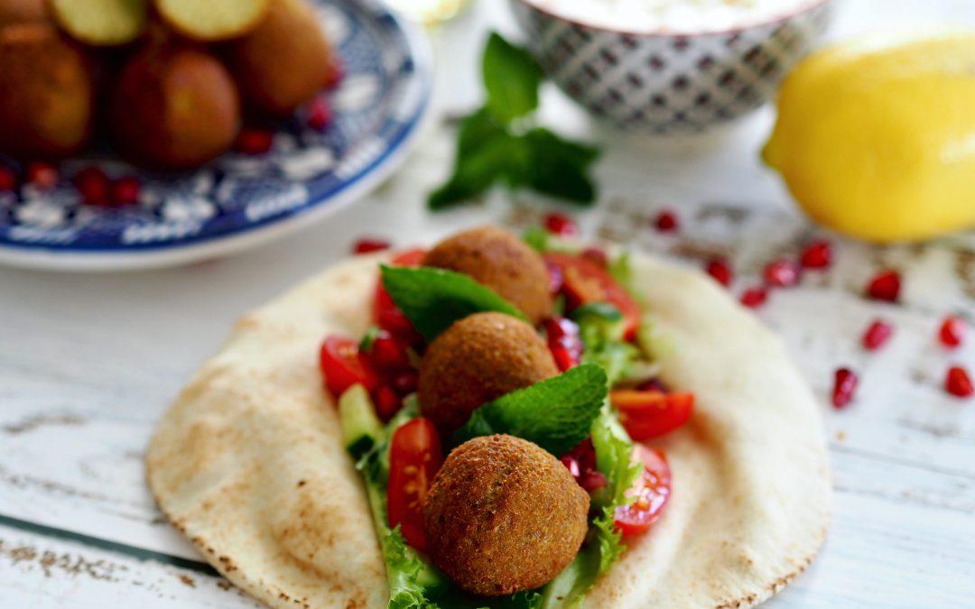 Falafel – en nydelig godbit fra Midt-Østen