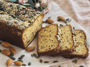 Nydelig brød uten gjær og mel
