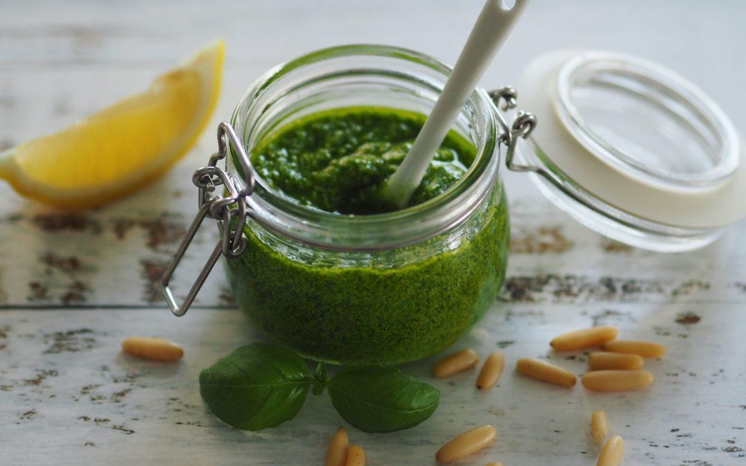 Pesto – helt enkelt